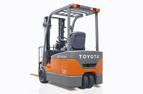 Ремонт электропогрузчиков Toyota (Тойота)